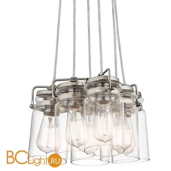 Подвесной светильник Kichler Brinley KL/BRINLEY6 NI