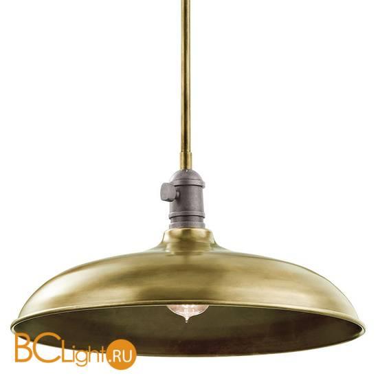 Подвесной светильник Kichler Cobson KL/COBSON/P BR