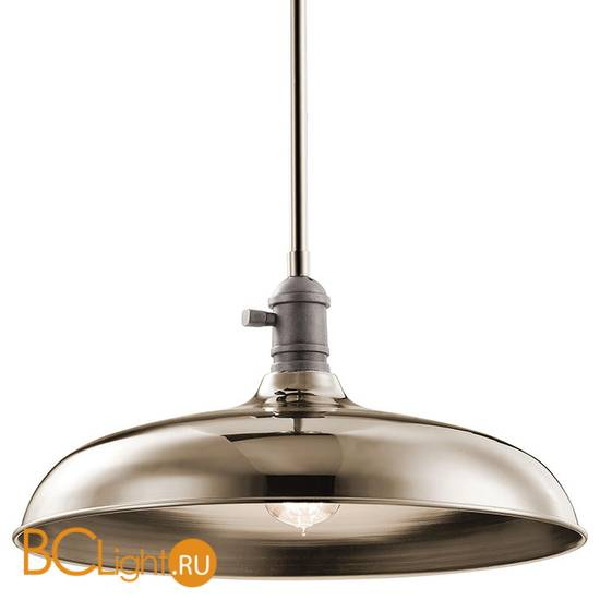 Подвесной светильник Kichler Cobson KL/COBSON/P PN