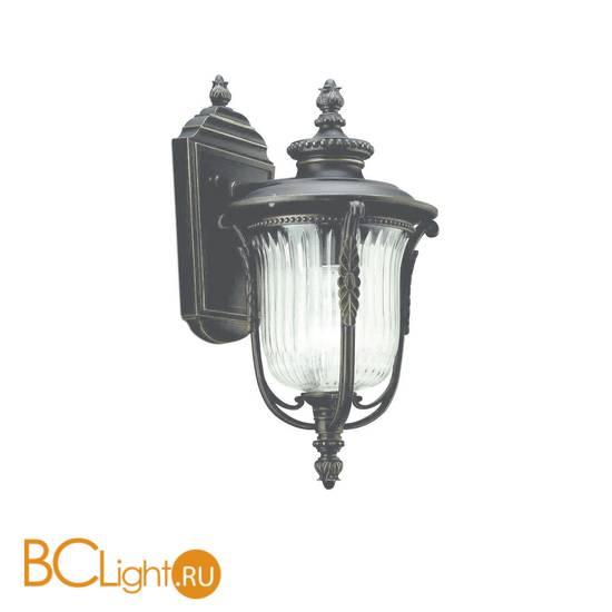 Уличный настенный светильник Kichler Luverne KL/LUVERNE2/S