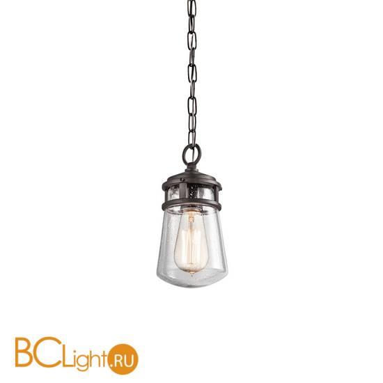 Уличный подвесной светильник Kichler Lyndon KL/LYNDON8/S
