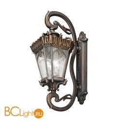 Уличный настенный светильник Kichler Tournai KL/TOURNAI1G/XL