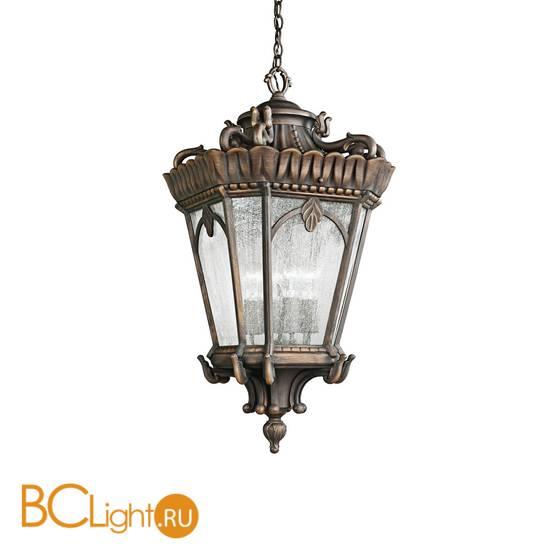 Уличный подвесной светильник Kichler Tournai KL/TOURNAI8G/XL