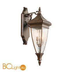 Уличный настенный светильник Kichler Venetian Rain KL/VENETIAN2/M