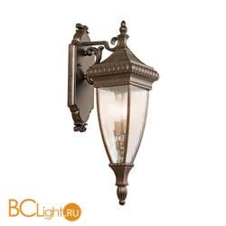 Уличный настенный светильник Kichler Venetian Rain KL/VENETIAN2/L