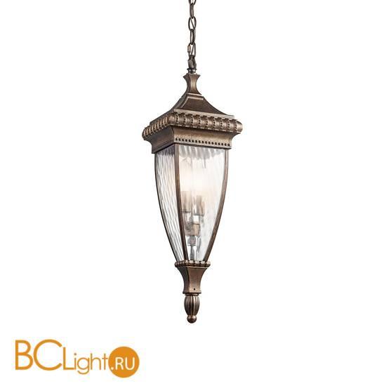 Уличный подвесной светильник Kichler Venetian Rain KL/VENETIAN8/M