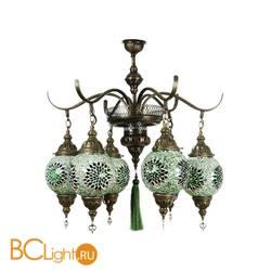 Потолочная люстра Kink Light Марокко 0215T6,07(70)