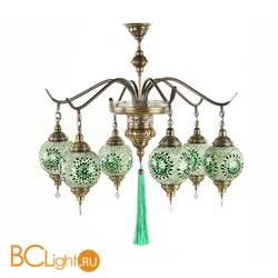 Потолочная люстра Kink Light Марокко 0215Т6,07(80)