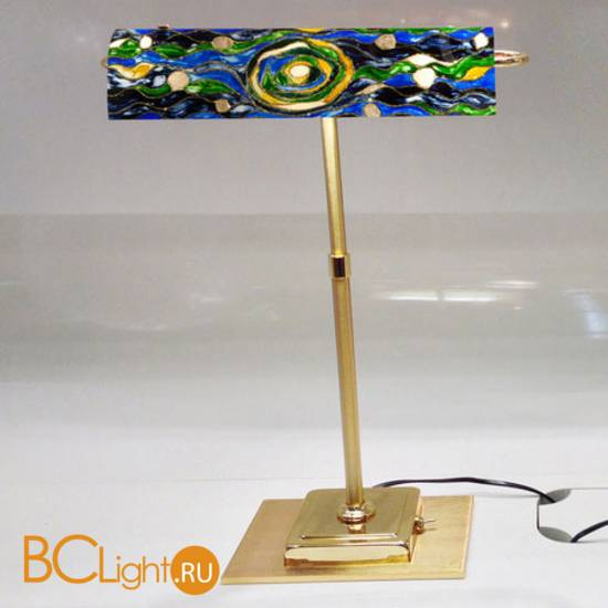Настольная лампа Kolarz Bankers 5040.70130.000/aq70