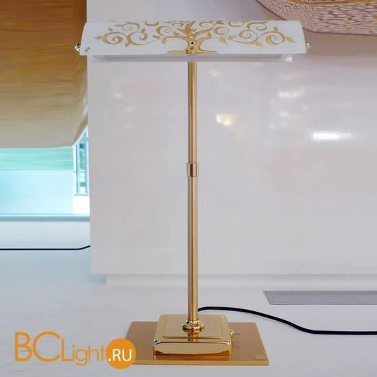 Настольная лампа Kolarz Bankers 5040.70130.000/al30