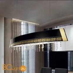 Подвесной светильник Kolarz Celtic Barca 0379.36.3.Bk+0295.KIT-2XL.3.ET