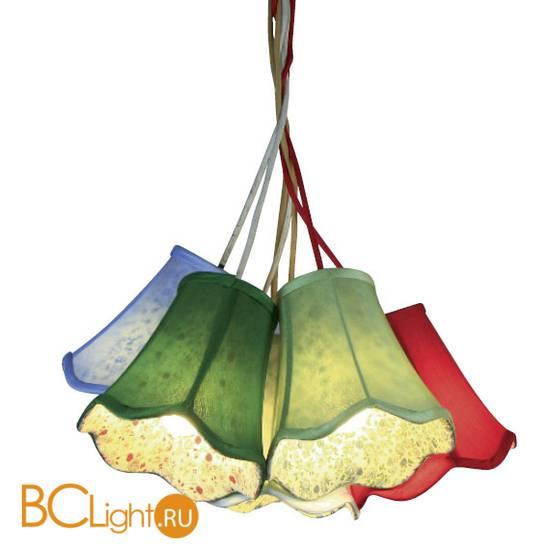 Подвесной светильник Kolarz Austrolux Blossom A1328.35.Multi
