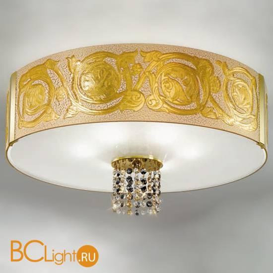 Потолочный светильник Kolarz Emozione Romanesque 0345.16.3.Au.ETGn