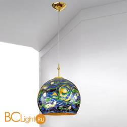 Подвесной светильник Kolarz Luna 0392.31L.3.Aq.BG