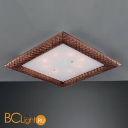 Потолочный светильник La Lampada PL. 164/8.26 WALNUT