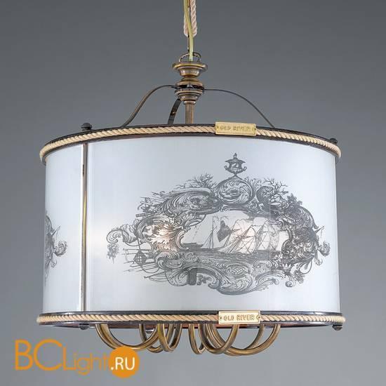 Подвесной светильник La Lampada L. 1307/8.40