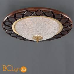 Потолочный светильник La Lampada PL. 166/4.26 Walnut