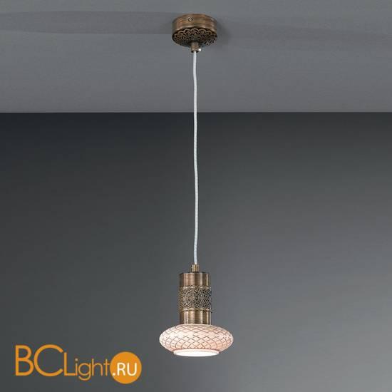 Подвесной светильник La Lampada L. 462/1.40 ANTIQUE