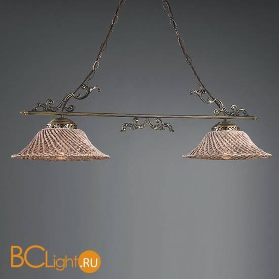 Подвесной светильник La Lampada L. 664/2.40 ANTIQUE