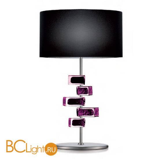 Настольная лампа La Murrina Bricks P black