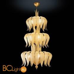Подвесной светильник La Murrina Caracalla S 3 piani 65+75+85 QB-2S