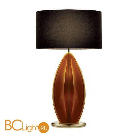 Настольная лампа La Murrina Coconut P black
