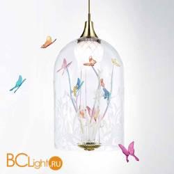 Подвесной светильник La Murrina Jardin de Verre S Pendant 2L butterfly