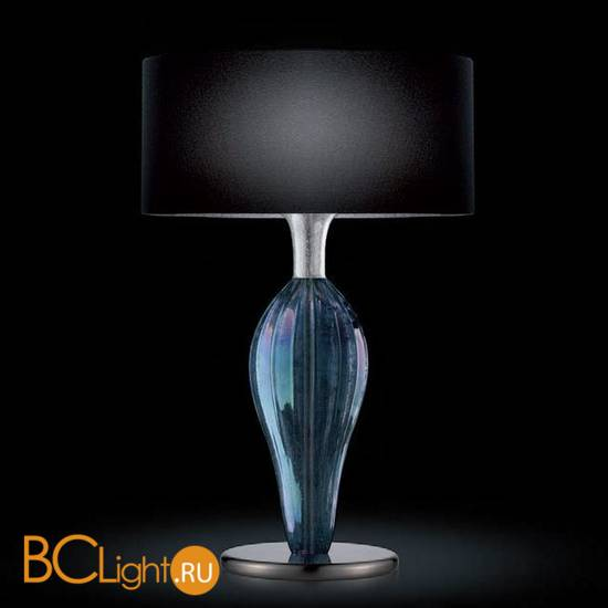 Настольная лампа La Murrina Lido P blue black