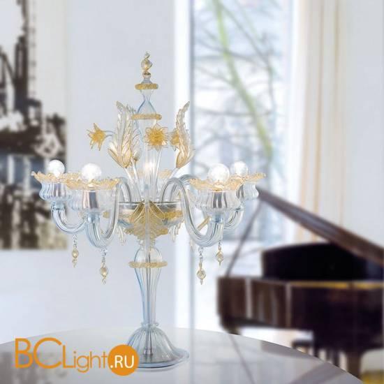 Настольная лампа La Murrina Puccini P/5 RO-3S