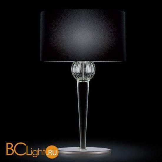 Настольная лампа La Murrina Tangeri P transparent black