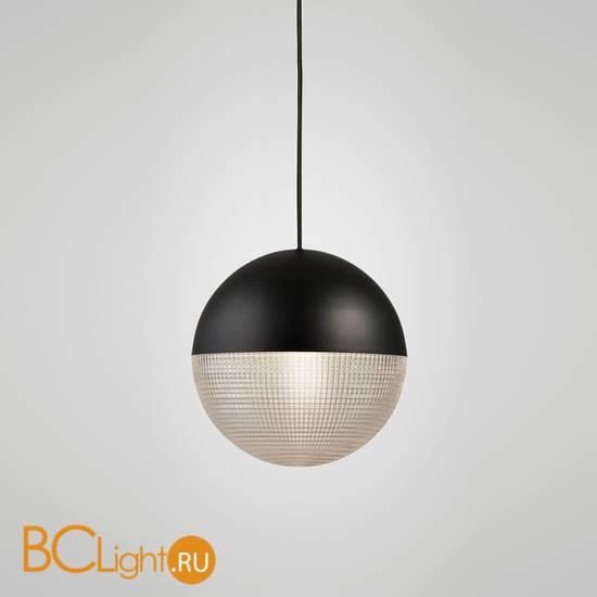 Подвесной светильник Lee Broom Lens Flair Pendant Light Matte Black LEN0011