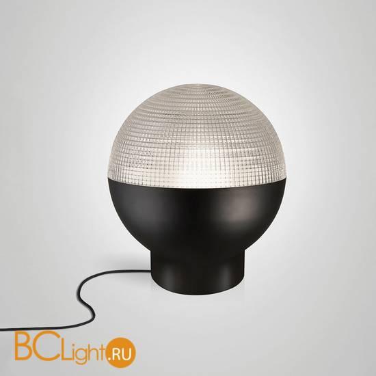 Настольный светильник Lee Broom Lens Flair Table Lamp Matte Black LEN0021