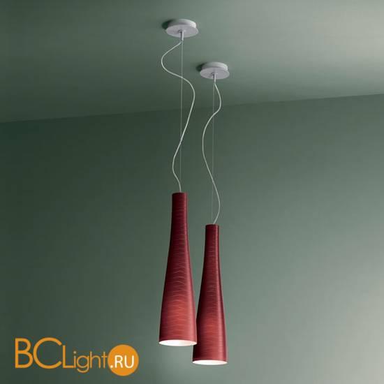 Подвесной светильник Leucos CLASS 40 0001598 red