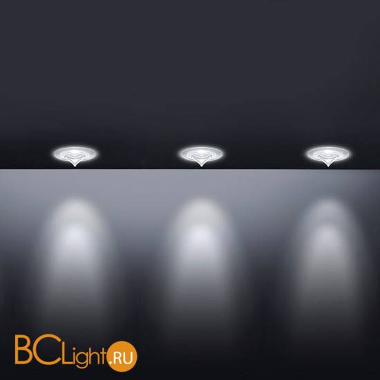 Встраиваемый спот (точечный светильник) Leucos Drop 0004259