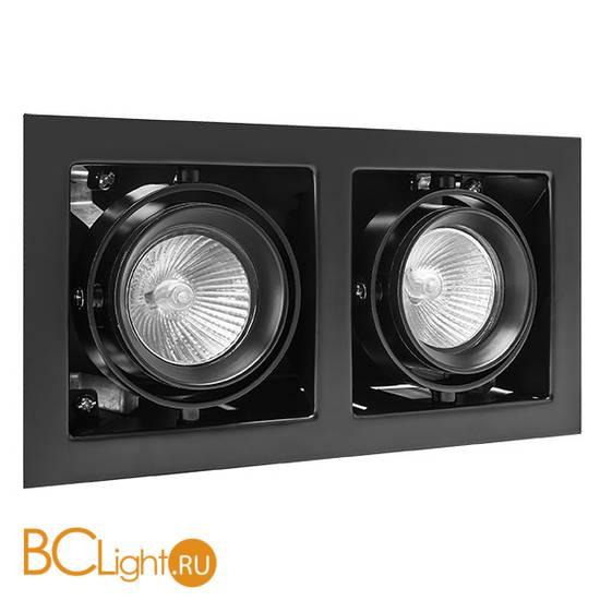 Встраиваемый спот (точечный светильник) Lightstar Cardano 214028