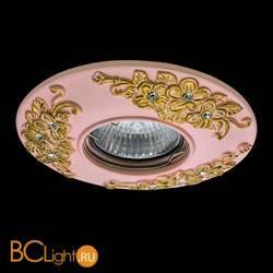 Встраиваемый спот (точечный светильник) Lightstar Ceramo 042122