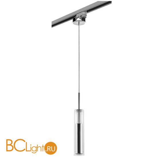 Трековый светильник Lightstar Cilino L1T756014 (756014+592009)