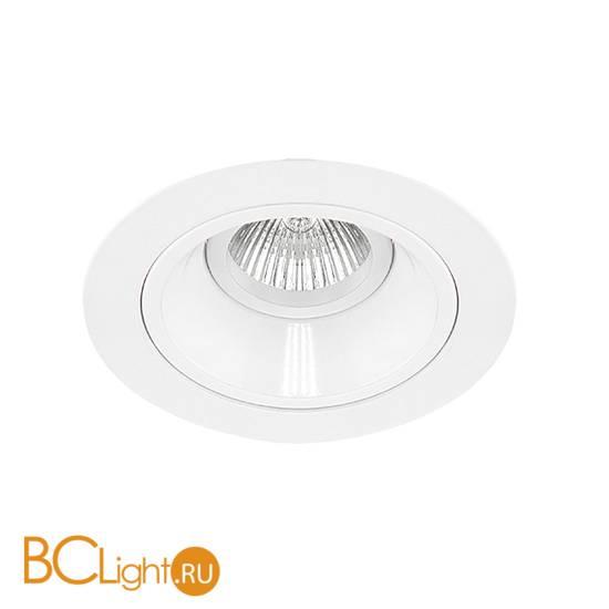 Встраиваемый светильник Lightstar Domino ROUND МR16 (214616+214606) D61606