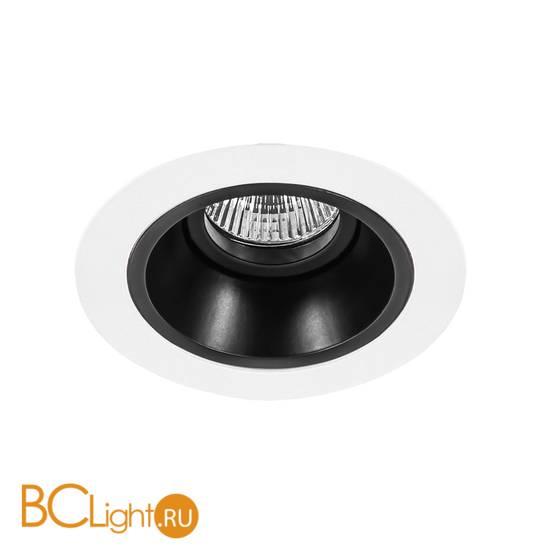 Встраиваемый светильник Lightstar Domino ROUND МR16 (214616+214607) D61607