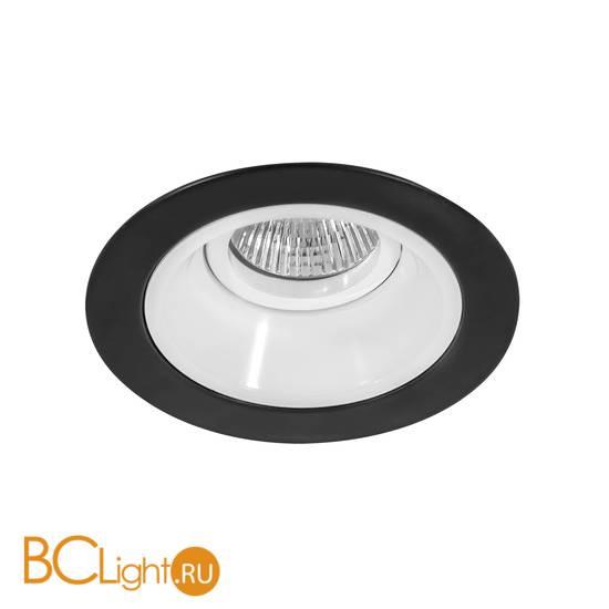 Встраиваемый светильник Lightstar Domino ROUND МR16 (214617+214606) D61706