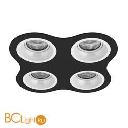 Встраиваемый светильник Lightstar Domino D64706060606 ROUND МR16 (214647+214606+214606+214606+214606)