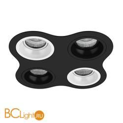 Встраиваемый светильник Lightstar Domino D64706070607 ROUND МR16 (214647+214606+214607+214606+214607)
