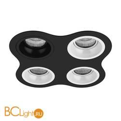 Встраиваемый светильник Lightstar Domino D64707060606 ROUND МR16 (214647+214607+214606+214606+214606)