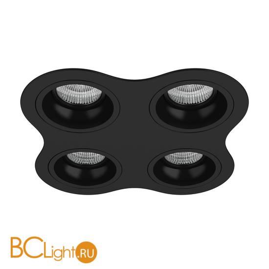 Встраиваемый светильник Lightstar Domino D64707070707 ROUND МR16 (214647+214607+214607+214607+214607)