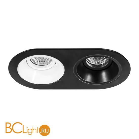 Встраиваемый светильник Lightstar Domino D6570607 ROUND МR16 (214657+214606+214607)