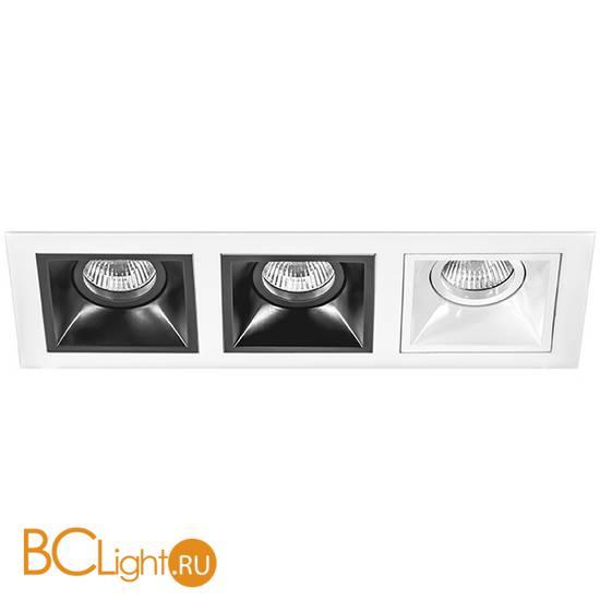 Встраиваемый светильник Lightstar Domino D536070706 (214536+214507+214507+214506)