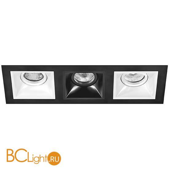 Встраиваемый светильник Lightstar Domino D537060706 (214537+214506+214507+214506)
