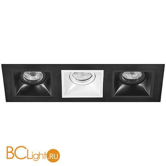 Встраиваемый светильник Lightstar Domino D537070607 (214537+214507+214506+214507)