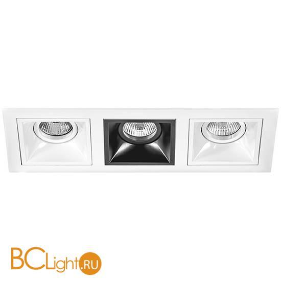 Встраиваемый светильник Lightstar Domino D536060706 (214536+214506+214507+214506)