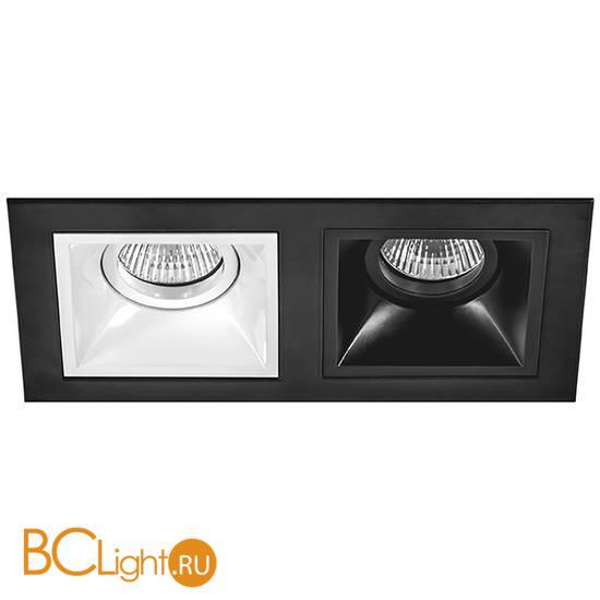 Встраиваемый светильник Lightstar Domino D5270607 (214527+214506+214507)